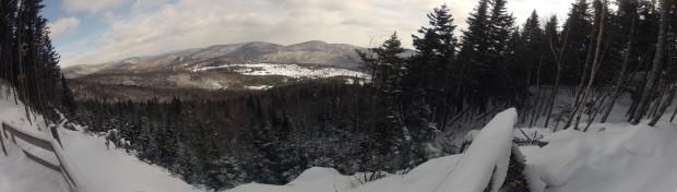 Le sommet de la Montagne à Tremblay
