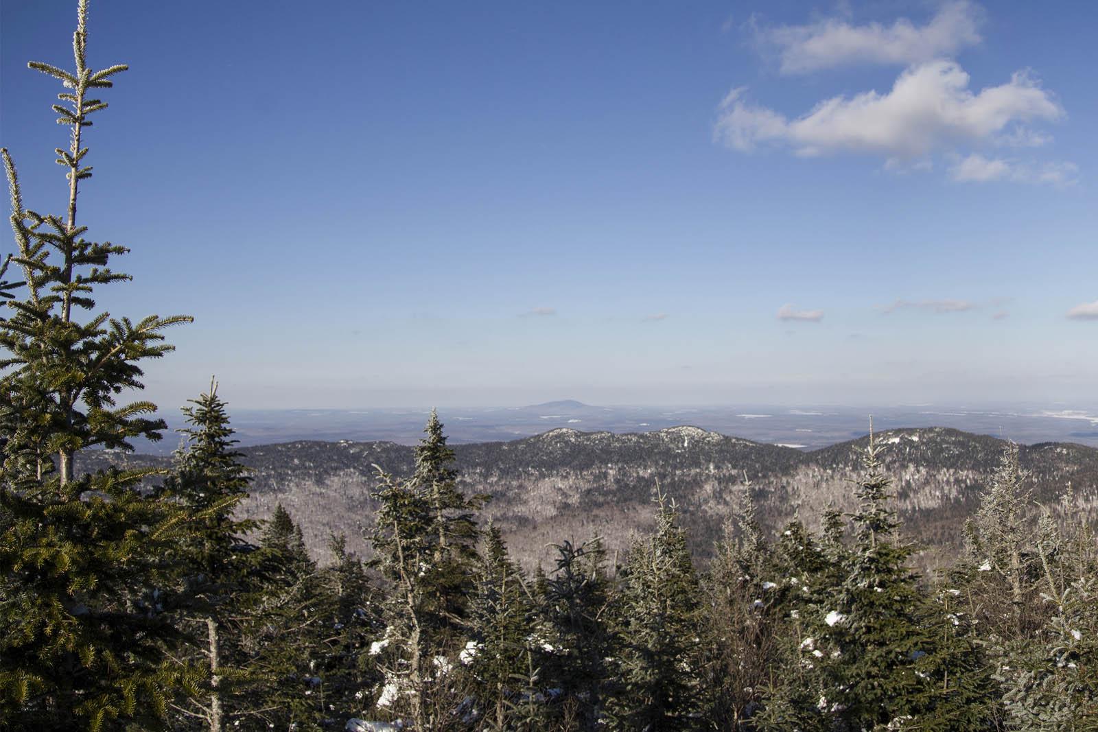 Le Mont Mégantic